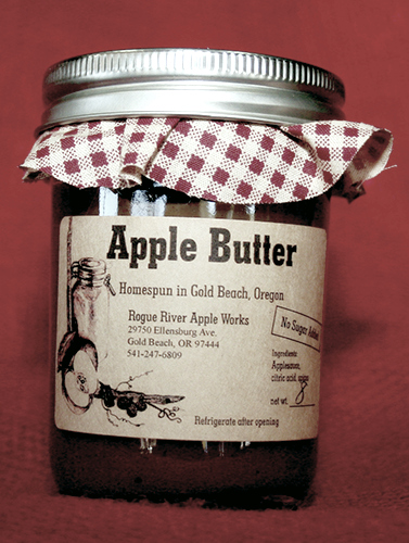 Apple Butter Sugarless