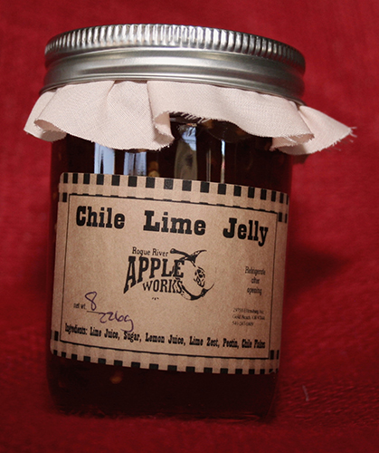 Chile Lime Jelly