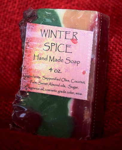 Winter Spice Soap